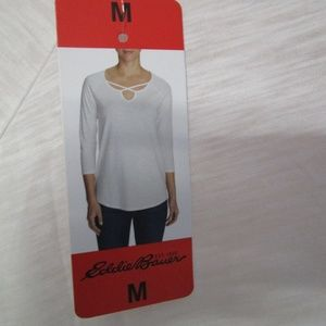 Women Eddie Bauer blouse